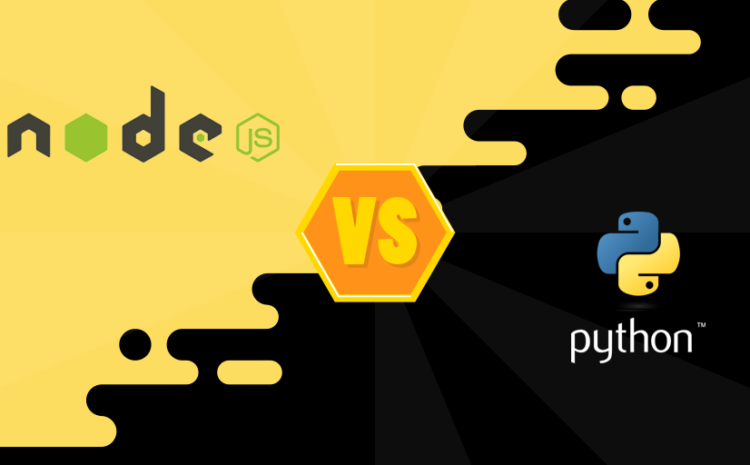 Node.js VS Python: Which one is Better?