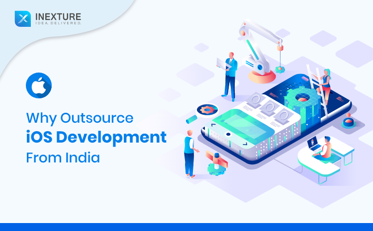 6 Reasons Why Outsourcing iOS App Development to India is a good idea