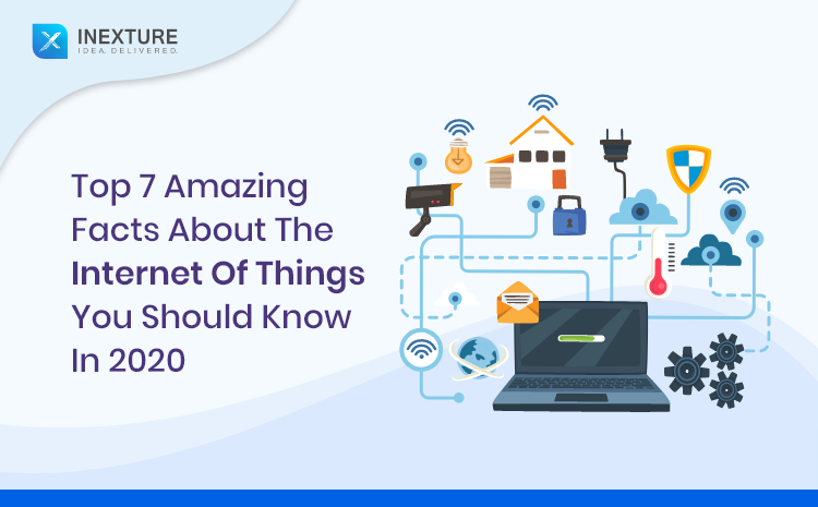 Top 7 Amazing Facts about the Internet of Things you should know in 2020