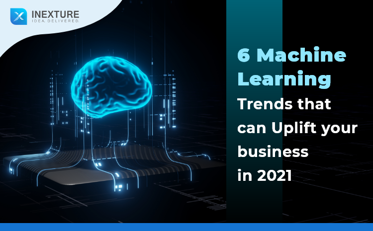 Six Machine Learning Trends that can Uplift your business in 2021
