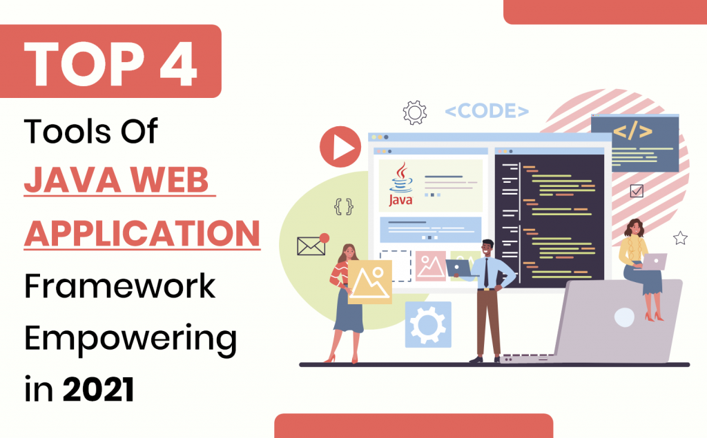 Top 4 Tools Of Java Web Application Framework Empowering In 2021 – Infographic