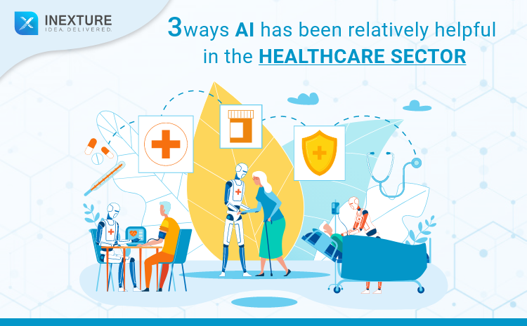 3 ways AI has been Relatively Helpful in the Healthcare Sector