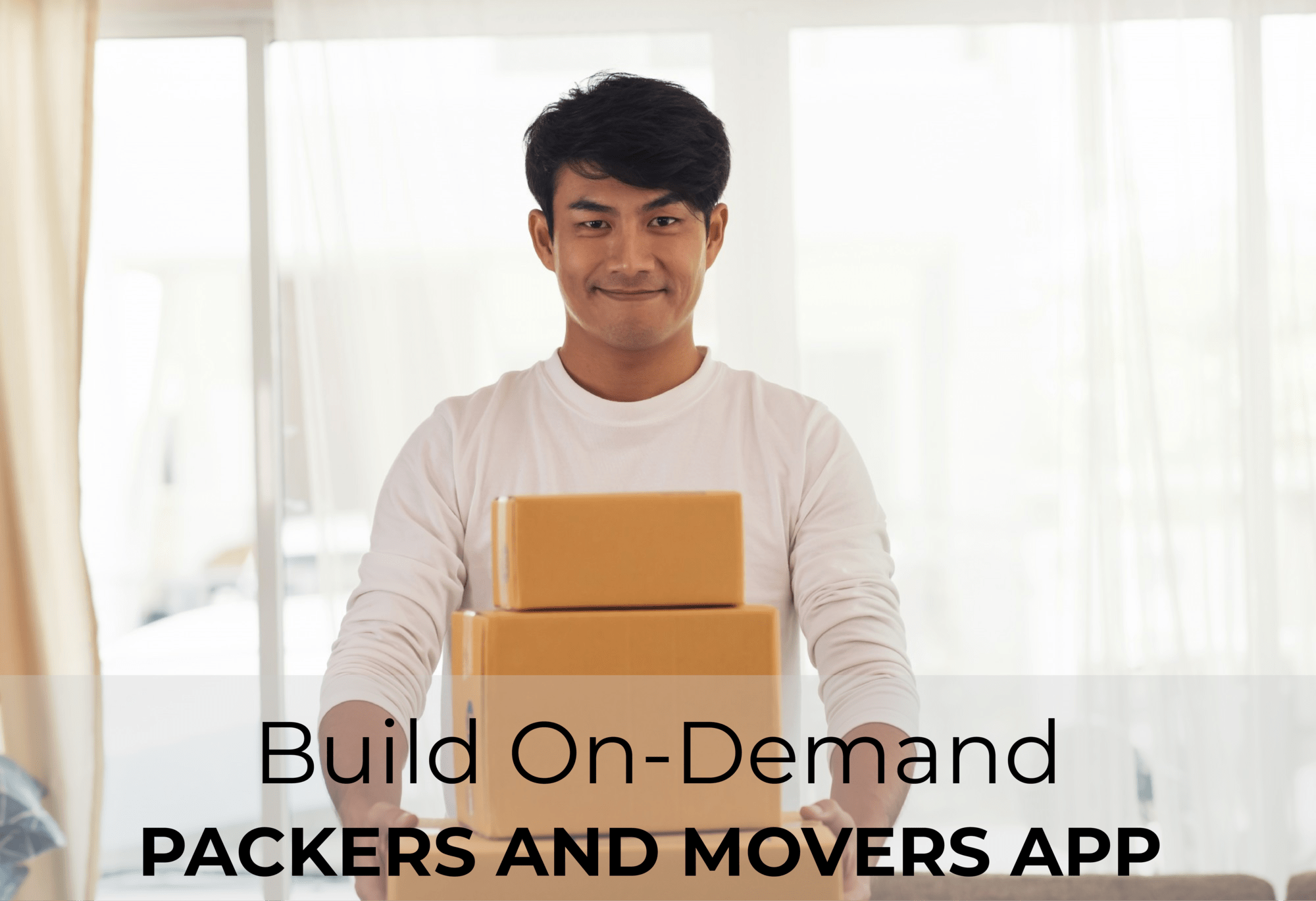 Packers and Movers App Develpoment